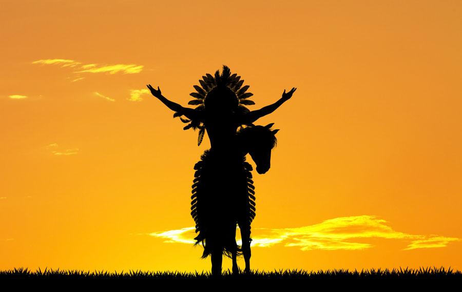 Kokopelli Native American Sun Symbols