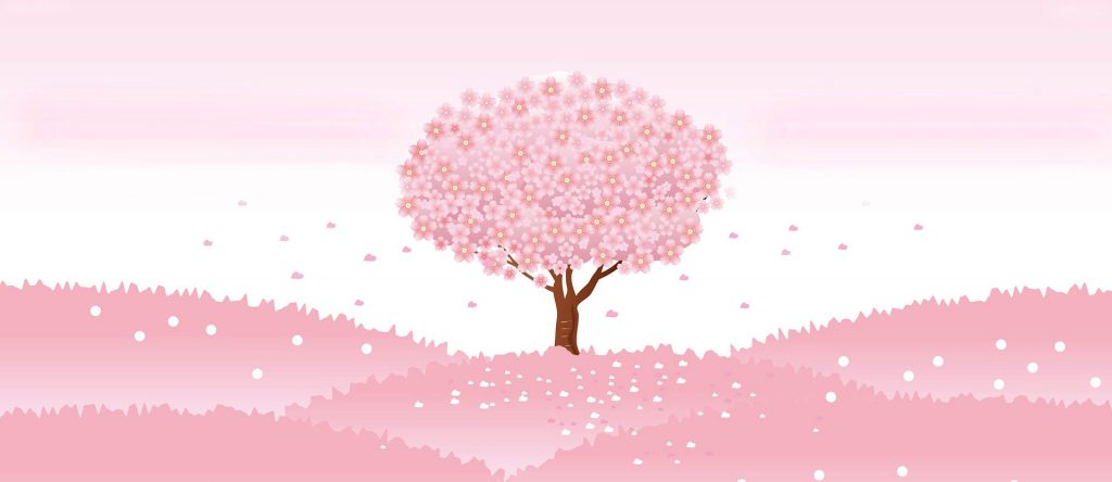 cherry blossom meaning of strength