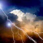 Crashing Into Classic Thunderbolt Meaning